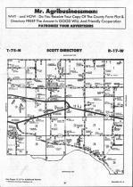 Map Image 012, Mahaska County 1993